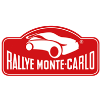 2020 World Rally Championship Rallye Automobile Monte Carlo Logo