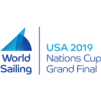 2019 World Sailing Nations Cup Logo