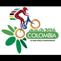 2016 UCI BMX World Championships Logo