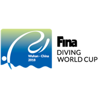 2018 Diving World Cup Logo
