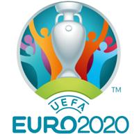 2020 UEFA Euro Round of 16 Logo