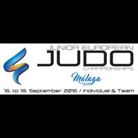 2016 European Junior Judo Championships Logo