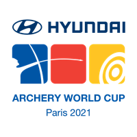 2021 Archery World Cup Logo