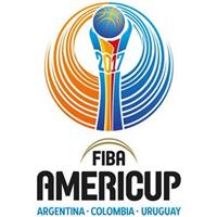 2017 FIBA Basketball AmeriCup Logo