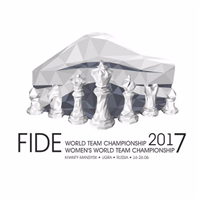 2017 World Team Chess Championship Logo