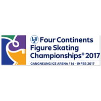 2017 Four Continents Figure Skating Championships Logo