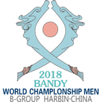 2018 Bandy World Championship Group B Logo