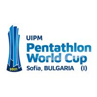 2021 Modern Pentathlon World Cup Logo