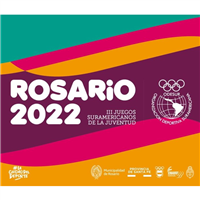 2022 South American Youth Games Logo