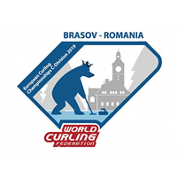 2019 European Curling Championships C-Division Logo