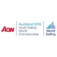 2016 ISAF Youth Sailing World Championships Logo