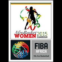 2015 AfroBasket Women Logo