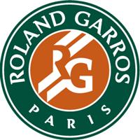 2017 Tennis Grand Slam French Open Logo
