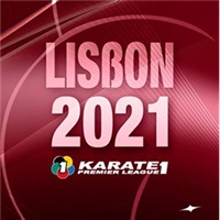 2021 Karate 1 Premier League Logo