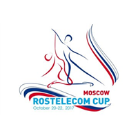 2017 ISU Grand Prix of Figure Skating Rostelecom Cup Logo