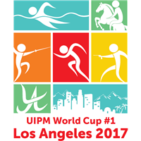 2017 Modern Pentathlon World Cup Logo