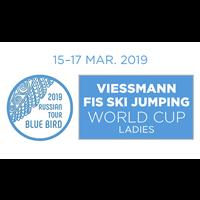 2019 Ski Jumping World Cup Women Logo