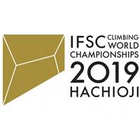 2019 IFSC Climbing World Championships Logo