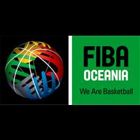 2015 FIBA Oceania Championship Game 2 Logo