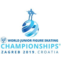 2019 World Junior Figure Skating Championships Logo