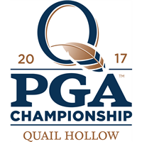2017 Golf Major Championships PGA Championship Logo