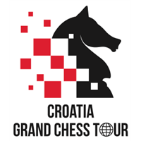 2019 Grand Chess Tour Croatia GCT Logo