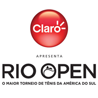 2020 Tennis ATP Tour Rio Open Logo