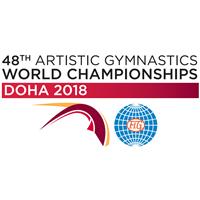 2018 World Artistic Gymnastics Championships Logo