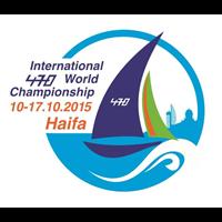 2015 470 World Championships Logo
