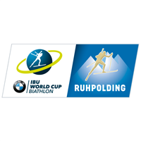 2018 Biathlon World Cup Logo