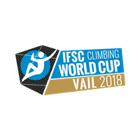 2018 IFSC Climbing World Cup Logo