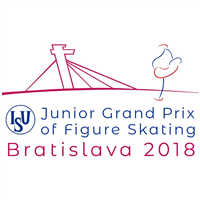 2018 ISU Junior Grand Prix of Figure Skating Logo