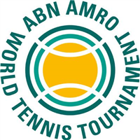2019 Tennis ATP Tour ABN AMRO World Tennis Tournament Logo