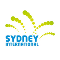 2019 WTA Tennis Premier Tour Sydney International Logo