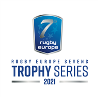 2021 Rugby Europe Women Sevens - Trophy Series Logo