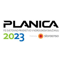 2023 FIS Nordic World Ski Championships Logo