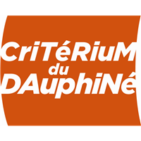 2017 UCI Cycling World Tour Critérium du Dauphiné Logo