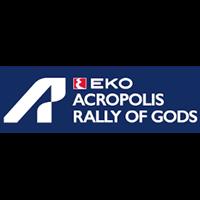 2021 World Rally Championship - Acropolis Rally Greece Logo
