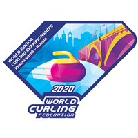 2020 World Junior Curling Championships Logo