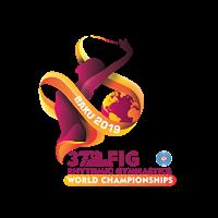 2019 Rhythmic Gymnastics World Championships Logo