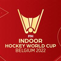2022 Indoor Hockey World Cup Logo