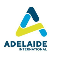2021 WTA Tour - Adelaide International Logo