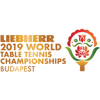 2019 World Table Tennis Championships Individual Logo