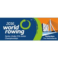 2016 World Rowing Championships Logo