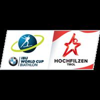 2018 Biathlon World Cup Logo