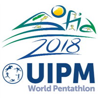 2018 Modern Pentathlon World Cup Logo