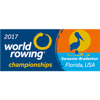 2017 World Rowing Championships Logo
