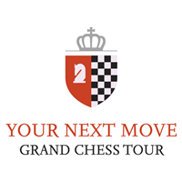 2018 Grand Chess Tour Your Next Move Logo