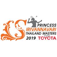 2019 BWF Badminton World Tour Thailand Masters Logo