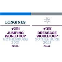 2021 Equestrian World Cup - Finals Logo